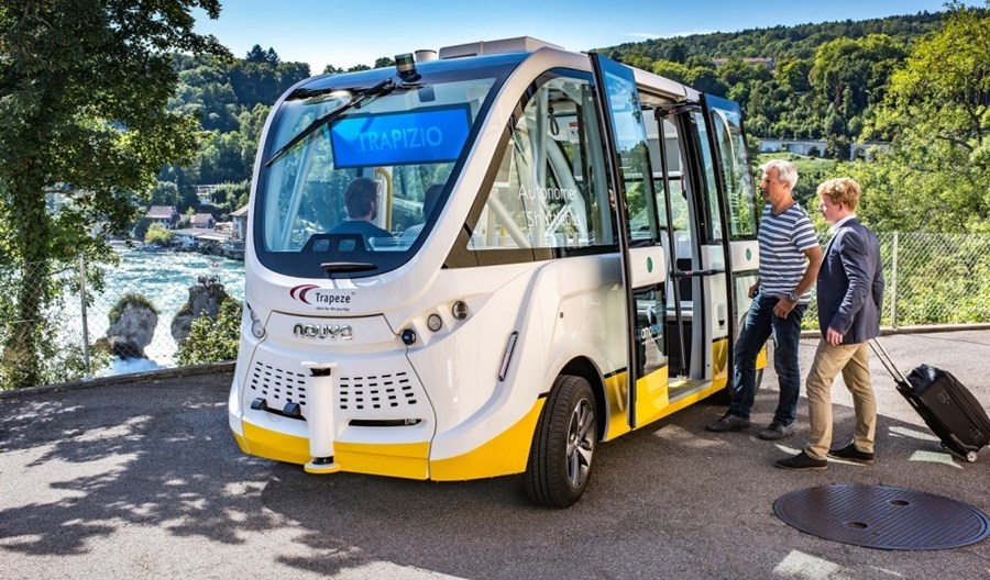 Trapeze: Pandemia wzmocni trendy autonomizacji transportu