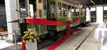 MPK Kraków wyremontowało zabytkowy tramwaj dla Norymbergi