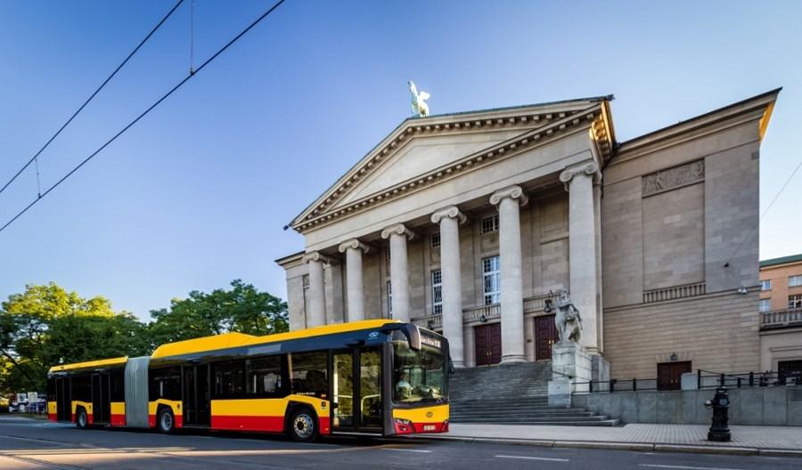 MZA Warszawa rozstrzygnęły przetarg na 70 autobusów CNG