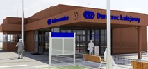 Dworzec w Imbramowicach do remontu (wizualizacje)