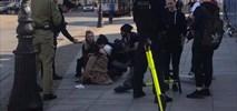 Warszawa. Policja: Winny nie hulajnogista a piesza, bo zrobiła krok