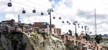 La Paz kończy sieć miejskich kolei gondolowych. W sumie 33 km linii