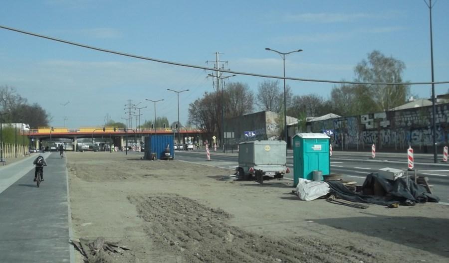 Łódź: Pętla Wydawnicza i al. Grohmanów już gotowe