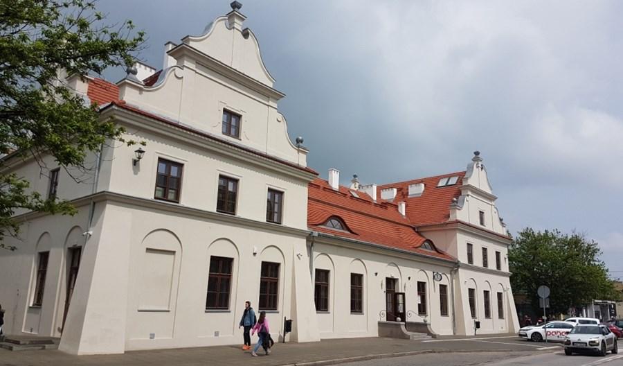 Dworzec w Pruszkowie otwarty dla pasażerów