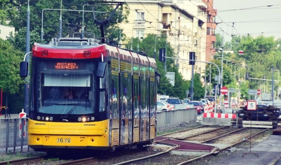 Warszawa: Kolejny etap prac na Grochowskiej. Tramwaje na krótszej trasie