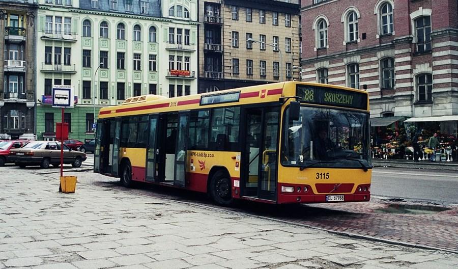 Łódź: MPK sprzedaje jelcze vero i wycofuje osiemnastoletnie volvo 7000