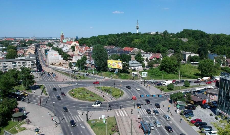 Kraków: W czerwcu wymiana szyn na rondzie Matecznego