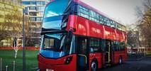 Londyn kupuje 20 piętrowych autobusów wodorowych