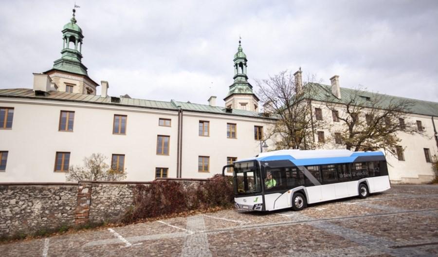 Trzy dostawy Solarisa w Norwegii