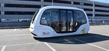 Pierwsze autonomiczne pojazdy testowane na brukselskim lotnisku
