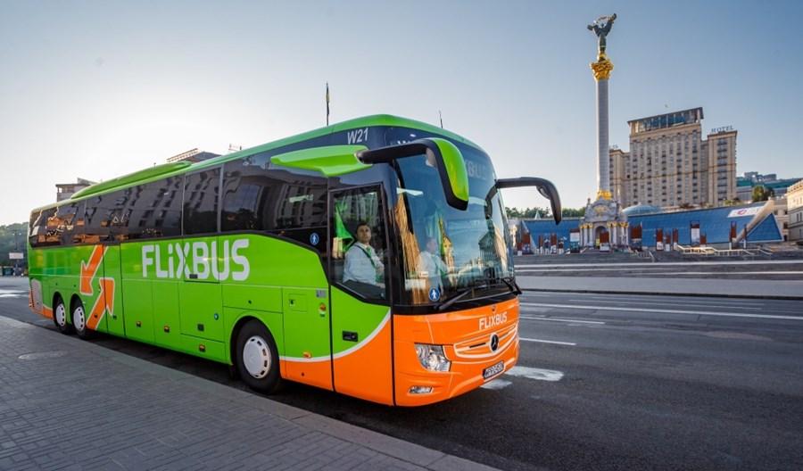 FlixBus z nowymi trasami z Ukrainy do Polski i Czech. Zyskają Lublin, Warszawa i Szczecin