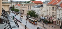 Warszawa: Wakacyjny remont Krakowskiego Przedmieścia. Nawierzchnia do poprawy