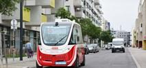 Wiedeń: Autonomiczny autobus jedzie powoli i gwałtownie hamuje. Ma nauczyć się rozpoznawać przeszkody