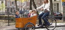 Edynburg. Darmowe elektryczne rowery cargo z powodu budowy tramwaju