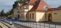 Poczekalnia dworca we Władysławowie do reorganizacji w ramach przebudowy
