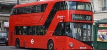 Londyn. Dżingiel dla elektrobusów? Na razie jest plumkanie