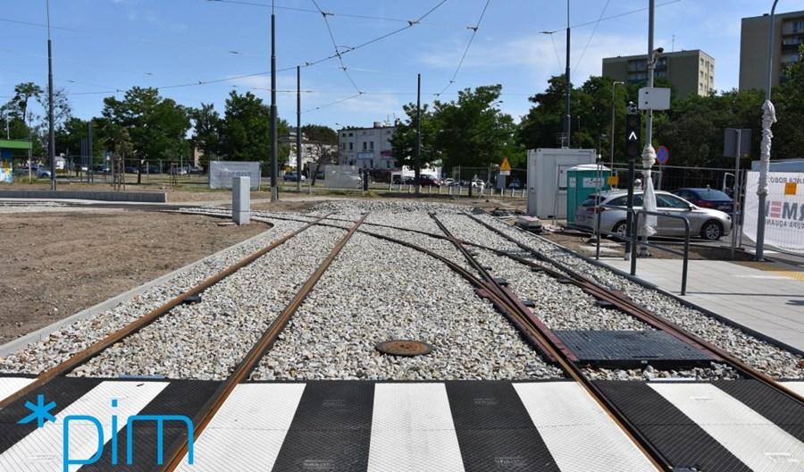 Poznań: W I poł. maja ma ruszyć budowa tramwaju na Naramowice