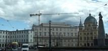 Łódź: Cztery oferty na projekt Placu Wolności