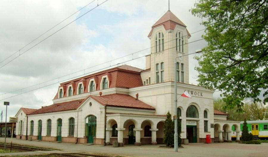 Dworzec w Otwocku szykowany do remontu