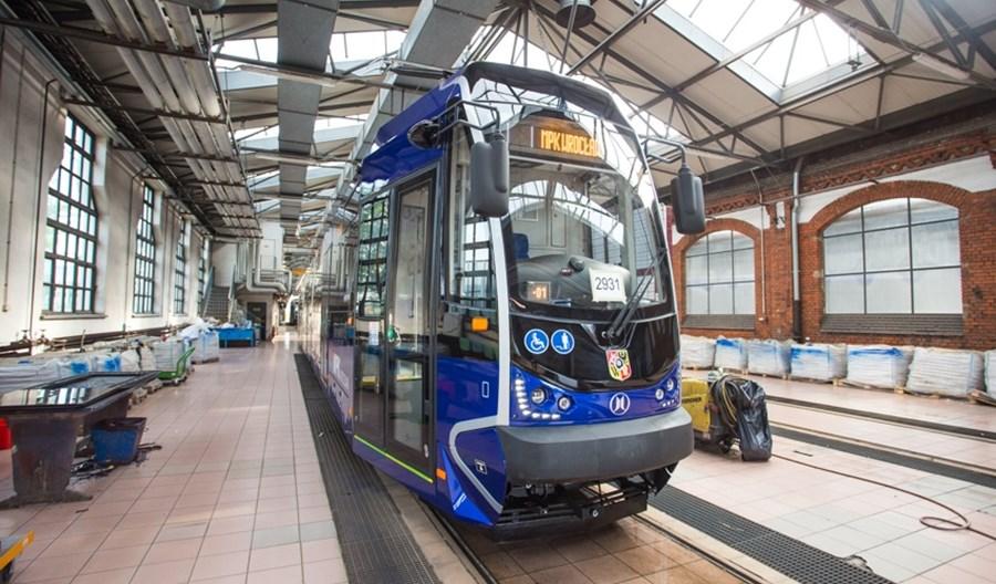 Grudziądz rozstrzygnął przetarg na dostawy czterech nowych tramwajów