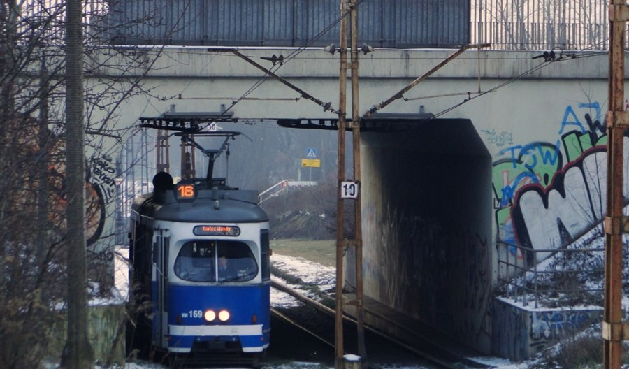 Kraków przygotowuje remont torów między pl. Centralnym a Kopcem Wandy