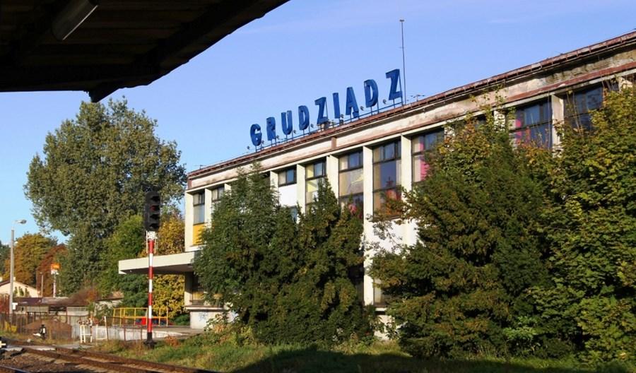 Zmiana planów ws. dworca w Grudziądzu. Nie będzie burzony