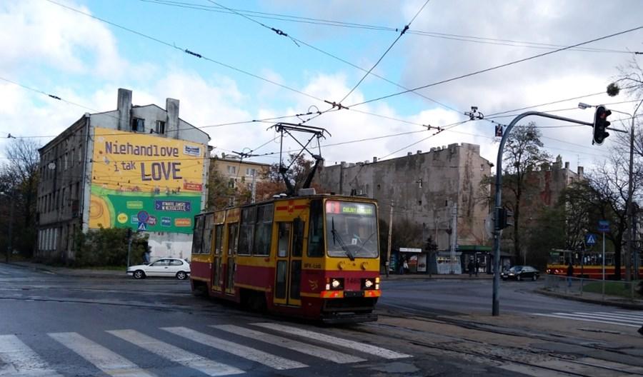 Łódź: Doły bez tramwajów od 19 sierpnia