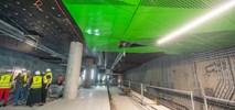 Warszawa. Trzy stacje metra na Woli niemal gotowe