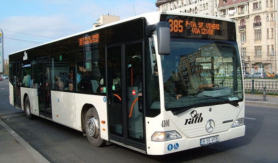 Bukareszt. Mercedes dostarczy 130 hybryd do stolicy Rumunii