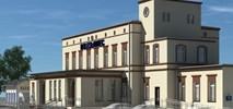 Dworzec w Bolesławcu odzyska blask. Rusza przetarg (wizualizacje)