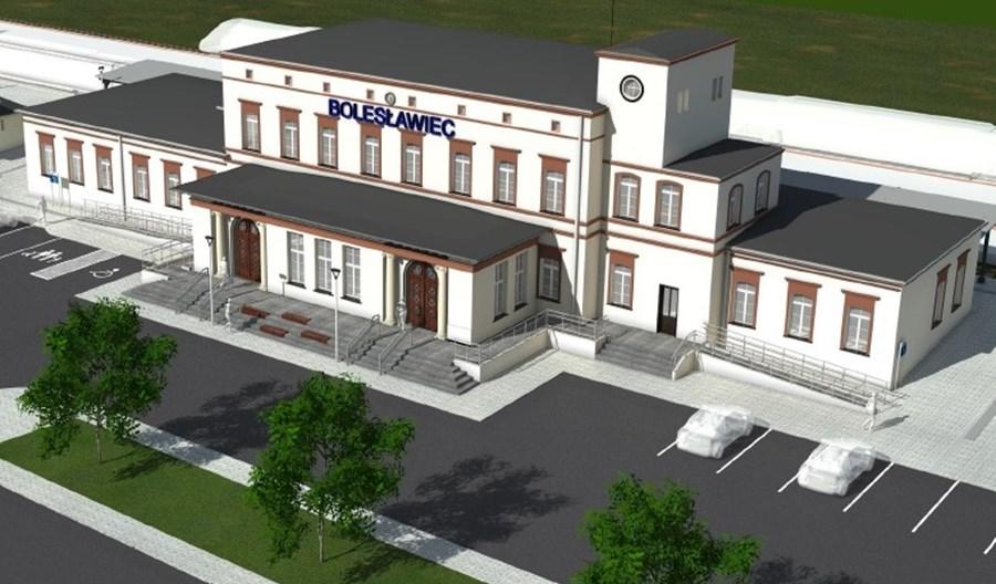 Bolesławiec: 10 chętnych na remont dworca. Znajdą się środki?