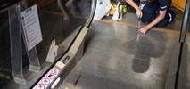 Metro zabezpiecza przyciski awaryjnego zatrzymania schodów ruchomych