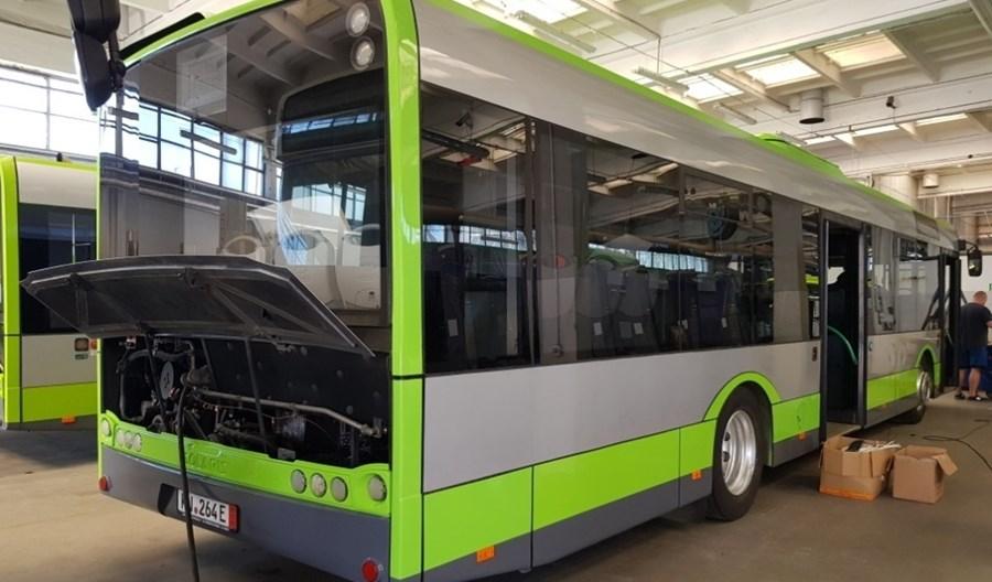 Olsztyn sprowadza Solarisy z Monachium