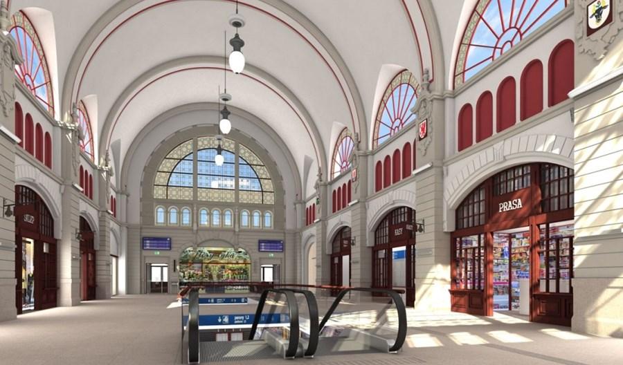 Mostostal z umową na przebudowę dworca Gdańsk Główny
