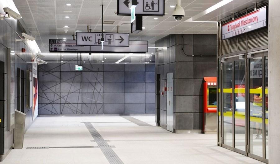 Metro na Targówek z pozwoleniem na użytkowanie. Ruszy w niedzielę