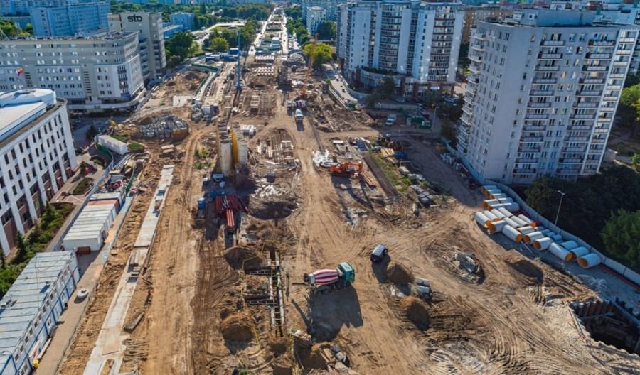 Metro na Bródno: Wracają tramwaje i św. Wincentego