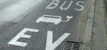 Łódź wpuszcza samochody elektryczne na buspasy