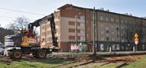 Częstochowa: Pierwsze remontowane odcinki sieci tramwajowej na ukończeniu