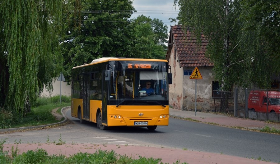 PKS Grodzisk wybrany w Brwinowie i odpada w Mińsku