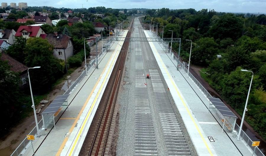 Kraków przygotowuje budowę trzech przystanków kolejowych SKA