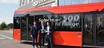 500. autobus Solarisa dla Norwegii trafi do Oslo