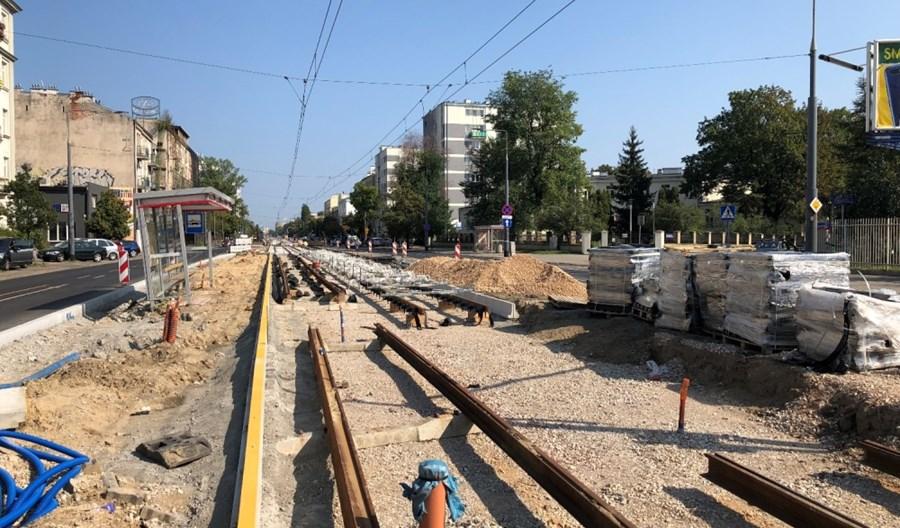 Warszawa: Remont na Grochowskiej. Wracają tramwaje