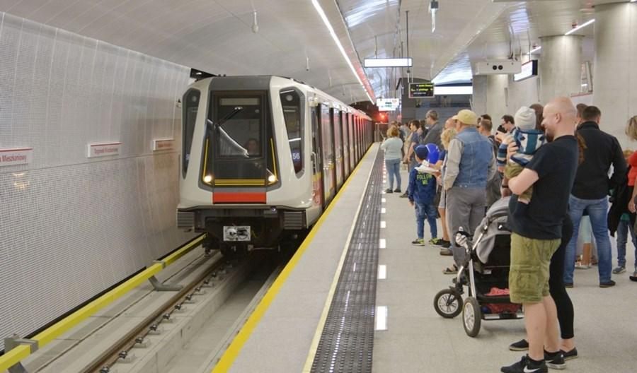 Ponad 150 tys. pasażerów II linii metra