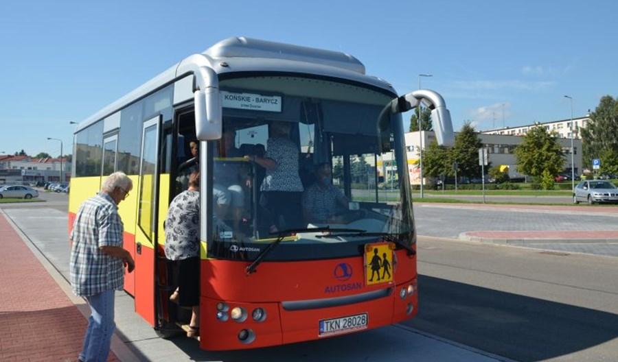 Końskie kupuje dwa autobusy