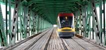 Tramwajowy most Gdański: Zamiast konstrukcji drewnianej stalowe mostownice