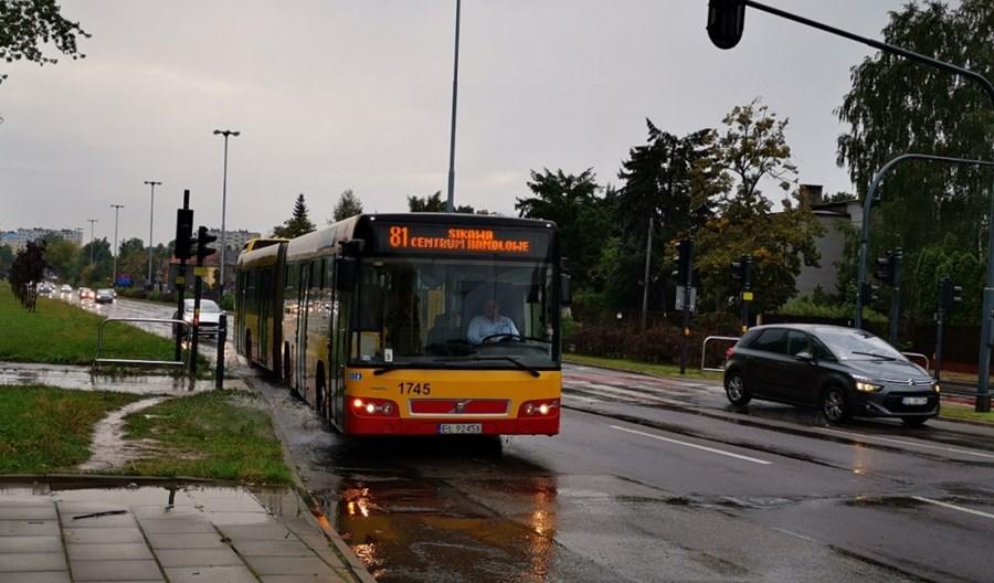 Łódź: MPK szuka podwykonawcy – nie tylko na linie zastępcze
