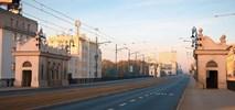 Warszawa. To nie jest most (Poniatowskiego) dla rowerzystów. I nie będzie