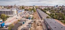 Wrocław chwali się budową tramwaju na Nowy Dwór [wideo]