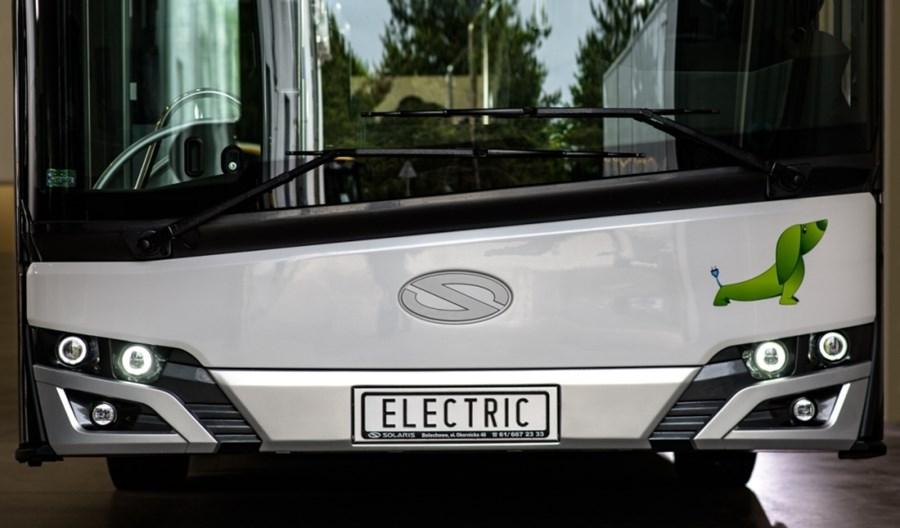 Legnica przetestowała elektrobus od Solarisa
