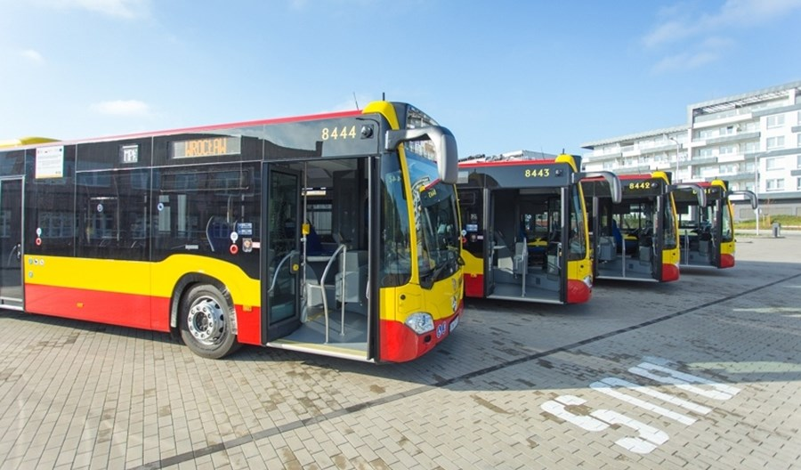 Wrocław z ofertą na dzierżawę 60 Mercedesów